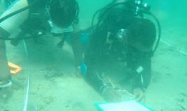 Patrimoine sous-marin au Sénégal