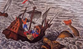 Les dangers de la mer, XVIe-XIXe siècles
