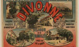 Le tourisme thermal dans la région lémanique (1850-1914)