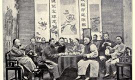 Le thé, sang de la Chine?