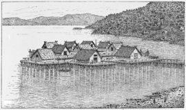 La puissance évocatrice des cités lacustres